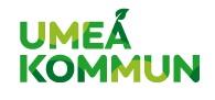Umeå Kommun logga